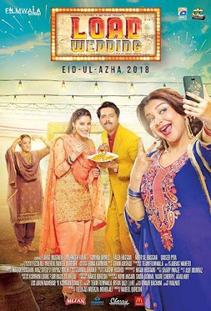 Watch Online Lollywood Movie Load Wedding 2018 300MB HDRip 480P Full Urdu Film Free Download At WorldFree4u.Com