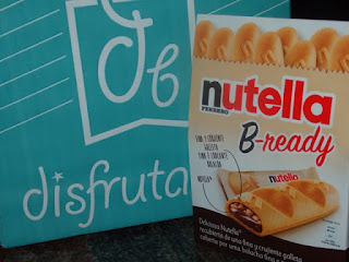 Nutella B-Ready. Nutella