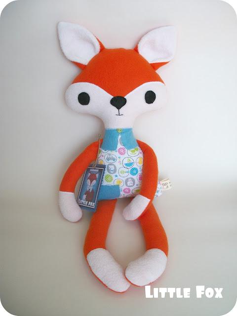 лиса, лисичка, игрушка лисичка для ребенка