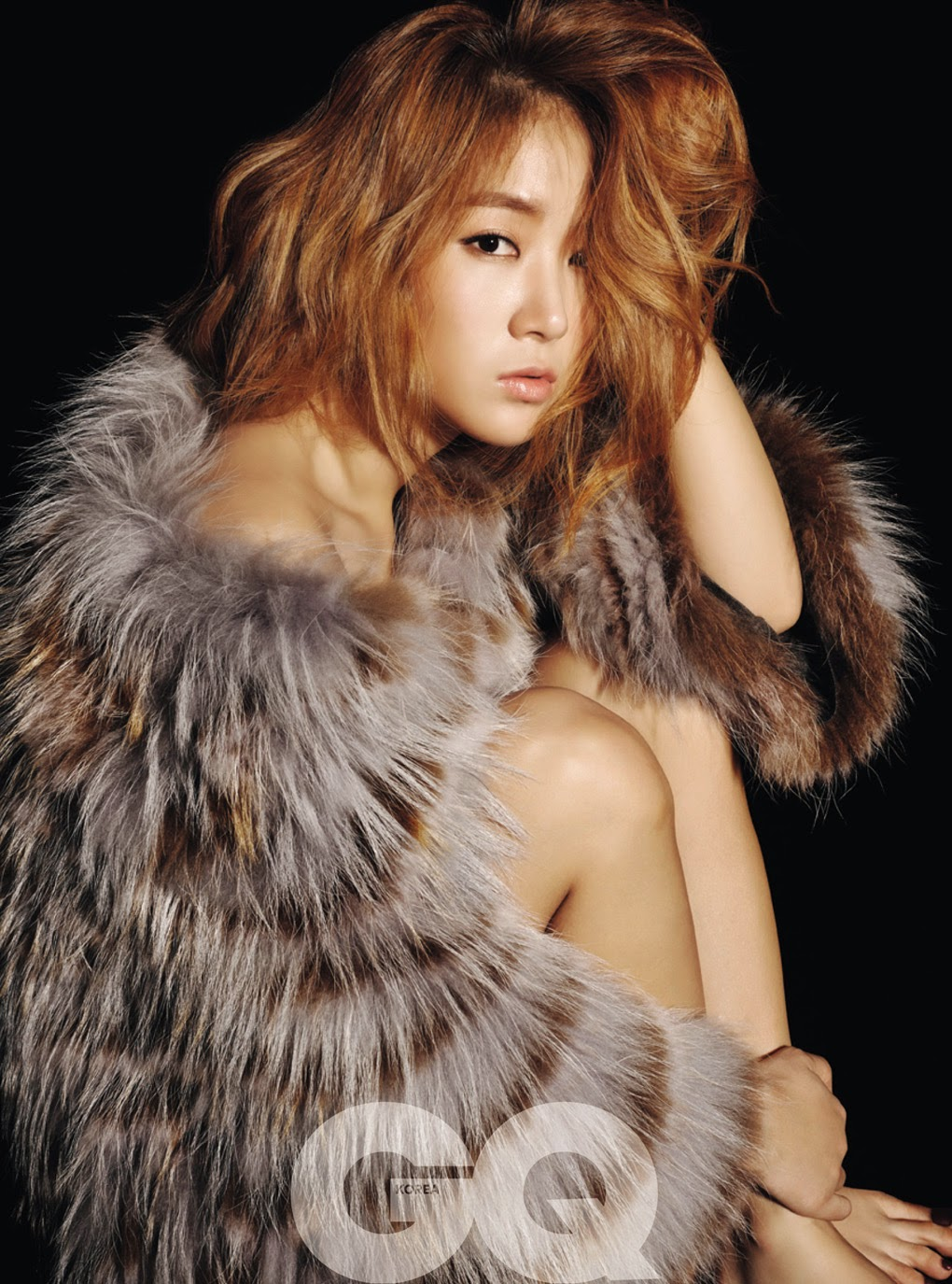 Soyu SISTAR - GQ Magazine December Issue 2014