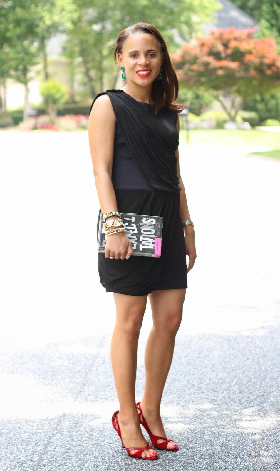 Black-Maje-dress