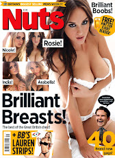 Rosie Jones en Nuts 2012
