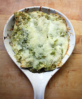 fudge ripple: spinach and mushroom enchiladas {cooking from the ...