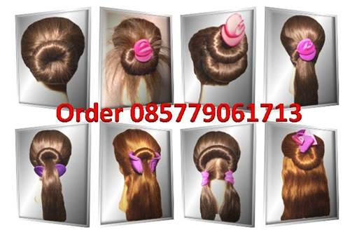 Ikat Rambut Ajaib (Magic Hair): October 2015