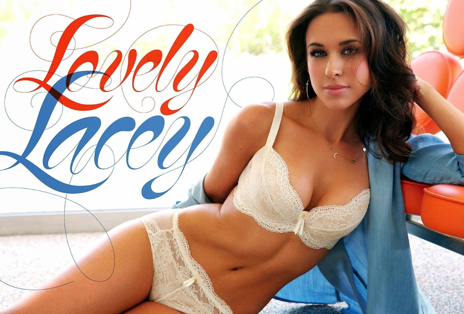 Lacey Chabert   Maxim Usa Magazine November 2013 Browse More For