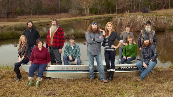 Standing Their Ground: No Phil, No Duck Dynasty