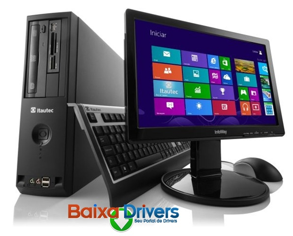 download driver itautec st 4150