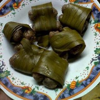 Makanan Tradisional