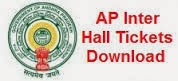 BIEAP Inter 1st Year Hall Tickets 2014