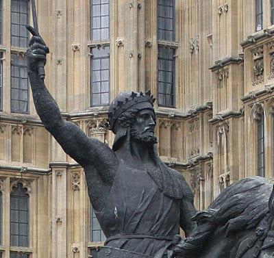 Ricardo Corazón de León, Westminster, Londres