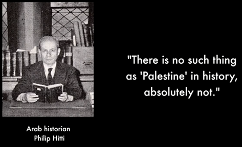 Image result for no such thing as palestine