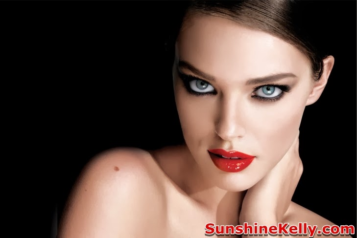 Maybelline New York, maybelline Lip Polish by Color Sensational, maybelline lip polish, lipstick, seductress,Emily DiDonato, Maybelline New York spokeswoman