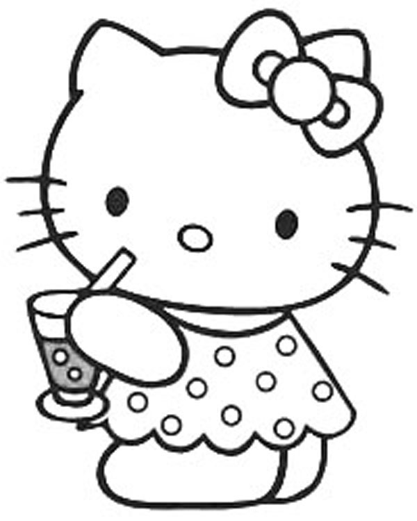 hello kitty coloring pictures pagez 600 x 750 59 kb jpeg courtesy of