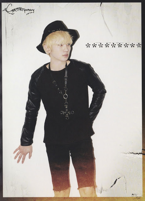 shinee key boys meet u photobook pic 2