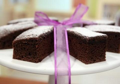 Torta de chocolate rapida