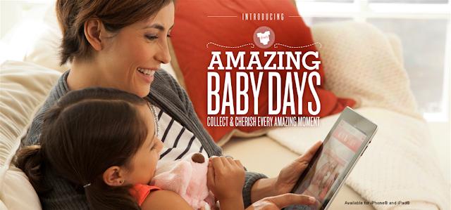 Dreft Amazing Baby iphone app