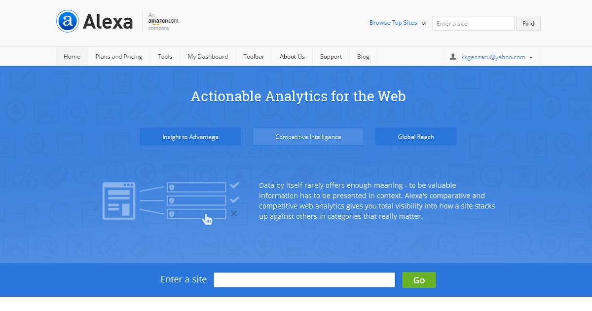 cara terbaru memasang widget alexa 2014   ushare blog