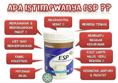 Kelebihan ESP
