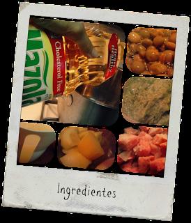 Ingredientes #sobrecitos #spon Mazola