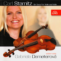 Carl Stamitz - Six Duos by Demeterov