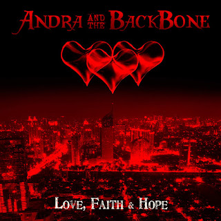 Andra And The Backbone - Love, Faith & Hope on iTunes