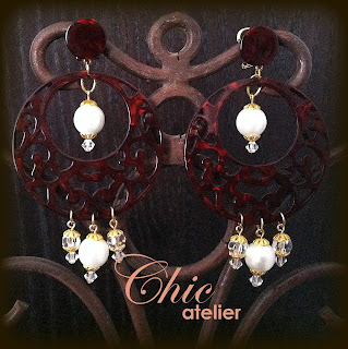 Tendencias pendientes moda flamenca