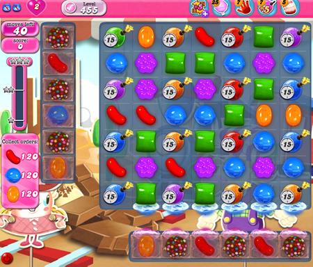 Candy Crush Saga 455