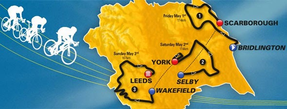 Tour de Yorkshire: Stage One
