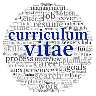 cara membuat curriculum vitae yang baik dan benar