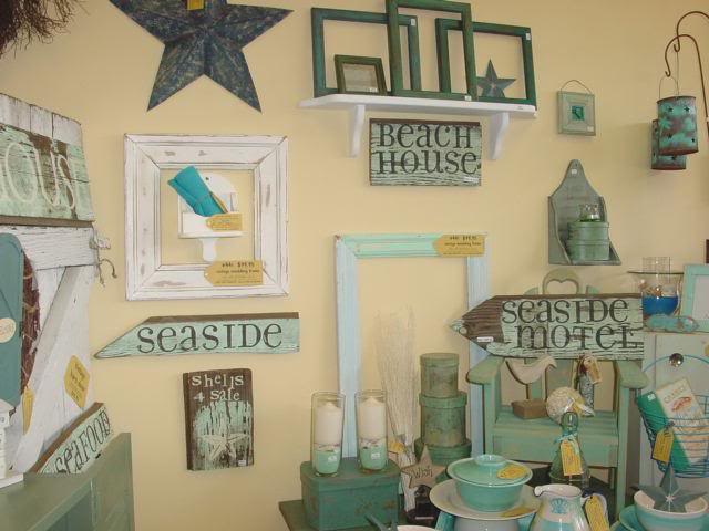 Inspired kreativity inspired coastal decorating ideas - Beach house decor ideas ...
