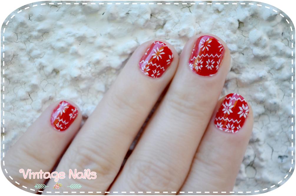nail art, manicura, manicure, christmas nail art, winter nail art, deborah milano, moyou