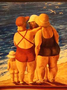 exposición de pintura  mia, 2005