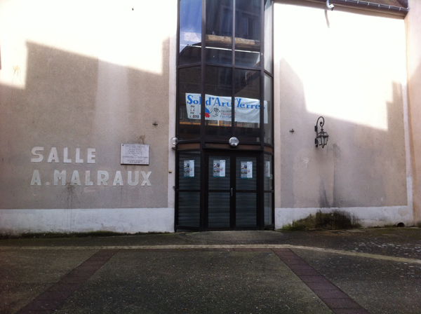 Salle André Malraux Yerres