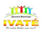 "Site ""Prefeitura de Ivaté"""