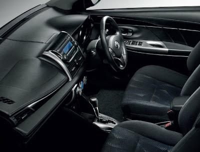 Review Toyota Vios 2013 - Exterior dan Interior