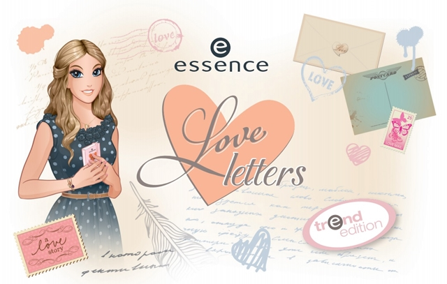 Essence Love Letters Trend Edition