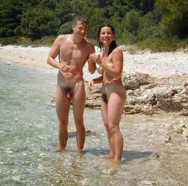Реальные фото нудистов
