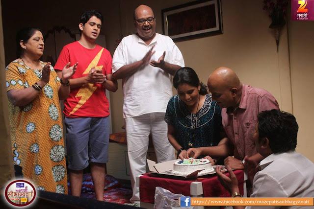 Mazhe Pati Saubhagyavati completes 100 episodes