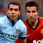 Man City v Man Utd Free Bet Offer with bet365