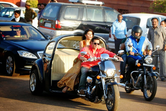 salman khan bike in movies