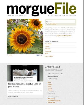www.morguefile.com - Penyedia Foto Gratis