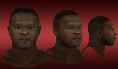 NBA 2K13 Zach Randolph Cyberface Mod