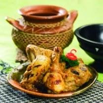 Resem Ayam Paniki Khas Manado