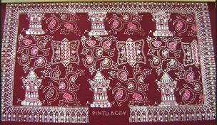 Batik Aceh dan Penjelasannya