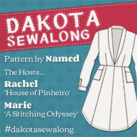 House of Pinheiro: Dakota Sew Along