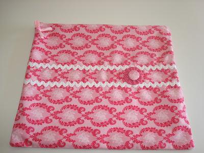 Bolsa para pijama, tecido Tilda