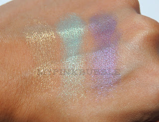 Isadora trío 89 Treasure island swatch