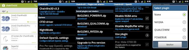 Cara Install Chainfire 3D Di Semua Android