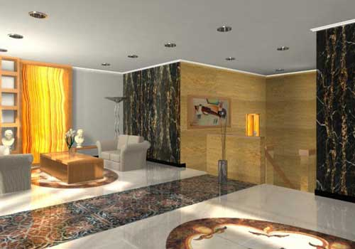 model keramik lantai rumah minimalis