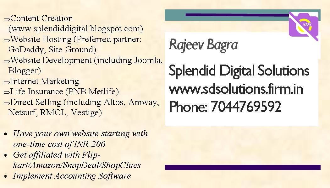 Splendid Digital Solutions